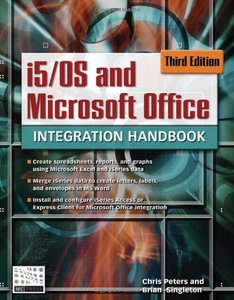 i5/OS and Microsoft Office Integration Handbook (Paperback)-cover