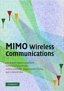 MIMO Wireless Communications (Hardcover)-cover