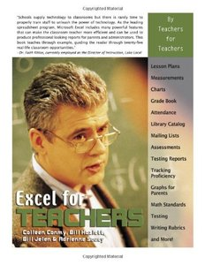 Excel for Teachers-cover