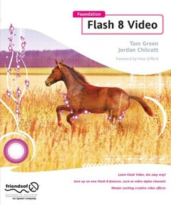 Foundation Flash 8 Video (Paperback)-cover