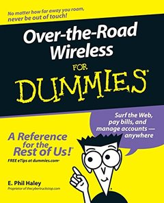 Over-the-Road Wireless For Dummies-cover