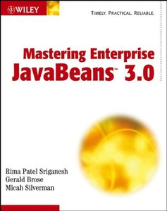 Mastering Enterprise JavaBeans 3.0-cover