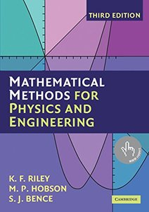 Mathematical Methods for Physics and Engineering: A Comprehensive Guide, 3/e (Paperback)-cover