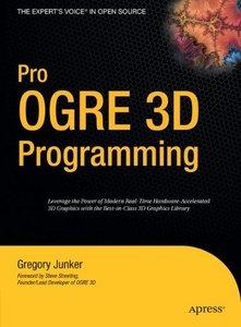 Pro OGRE 3D Programming-cover