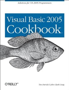Visual Basic 2005 Cookbook: Solutions for VB 2005 Programmers-cover