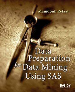 Data Preparation for Data Mining Using SAS (Paperback)-cover