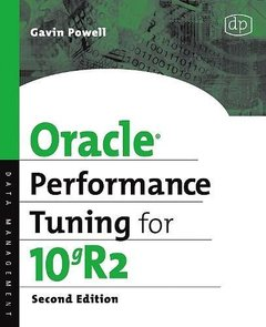 Oracle Performance Tuning for 10gR2, 2/e-cover