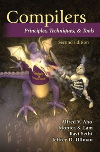Compilers: Principles, Techniques, and Tools, 2/e (Hardcover)-cover