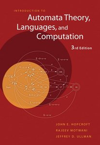 Introduction to Automata Theory, Languages, and Computation, 3/e(美國原版)-cover