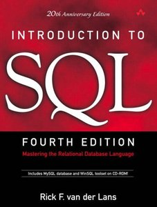 Introduction to SQL: Mastering the Relational Database Language, 4/e (Paperack)-cover