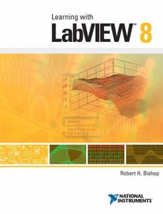 Learning with LabVIEW 8-cover