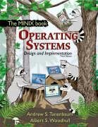 Operating Systems Design and Implementation, 3/e (Hardcover) 美國原版-cover