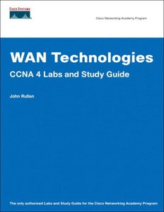 WAN Technologies CCNA 4 Labs and Study Guide-cover
