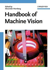 Handbook of Machine Vision-cover