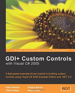 GDI+ Custom Controls with Visual C# 2005-cover