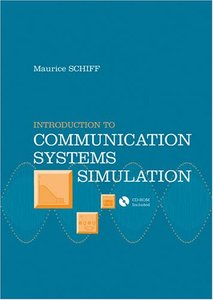Introduction to Communication Systems Simulation (Hardcover)-cover