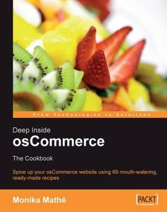 Deep Inside osCommerce: The Cookbook (Paperback-cover