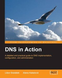 DNS in Action: A Detailed And Practical Guide to Dns Implementation, Configuration, And Administration (Paperback)-cover