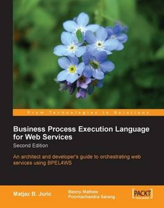 Business Process Execution Language for Web Services BPEL and BPEL4WS,  2/e(Paperback)-cover