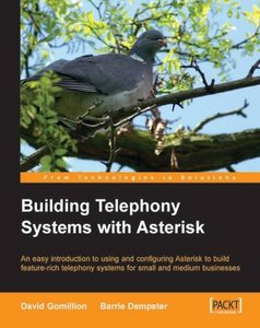 Building Telephony Systems with Asterisk-cover