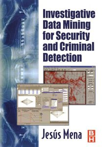 Investigative Data Mining for Security and Criminal Detection-cover