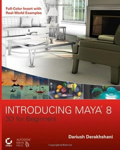 Introducing Maya 8: 3D for Beginners (Paperback)-cover