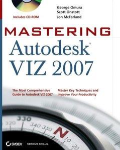 Mastering Autodesk VIZ 2007 (Paperback)-cover