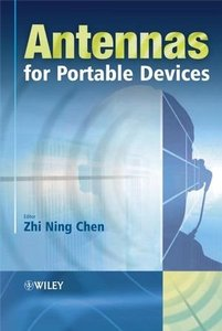 Antennas for Portable Devices (Hardcover)-cover