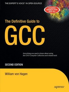 The Definitive Guide to GCC, 2/e (Paperback)-cover