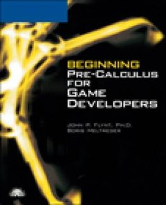 Beginning Pre-Calculus for Game Developers-cover