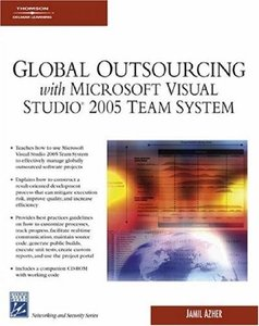 Global Outsourcing with Microsoft Visual Studio 2005 Team System-cover