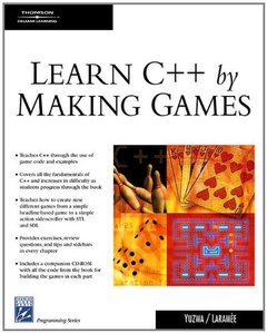 Learn C++ By Making Games-cover