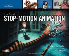 The Art of Stop-Motion Animation (Paperback)-cover