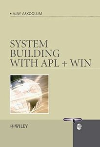 System Building with APL + WIN-cover