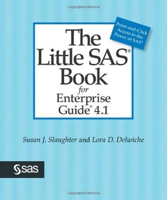 The Little SAS Book for Enterprise Guide 4.1-cover