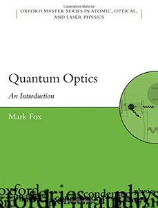 Quantum Optics: An Introduction (Paperback)-cover