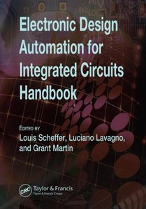 Electronic Design Automation for Integrated Circuits Handbook - 2 Volume Set-cover