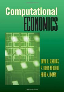 Computational Economics-cover