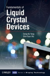 Fundamentals of Liquid Crystal Devices-cover