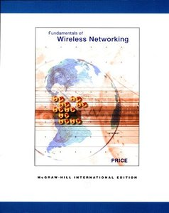 Fundamentals of Wireless Networking (IE-Paperback)-cover
