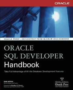 Oracle SQL Developer Handbook-cover