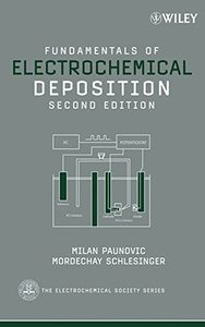 Fundamentals of Electrochemical Deposition-cover