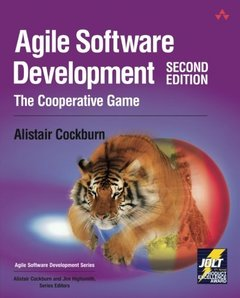 Agile Software Development: The Cooperative Game, 2/e (Paperback)-cover