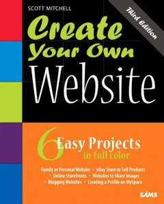 Create Your Own Website, 3/e-cover