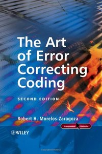 The Art of Error Correcting Coding, 2/e (Hardcover)-cover