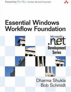Essential Windows Workflow Foundation-cover