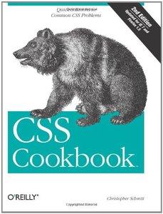 CSS Cookbook, 2/e (Paperback)-cover