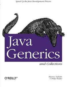Java Generics and Collections-cover