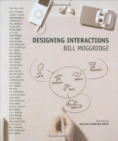 Designing Interactions (Hardcover)-cover