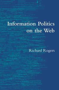 Information Politics on the Web-cover